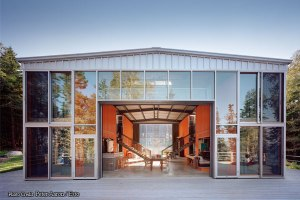 Adam Kalkin Blue Hill Maine Residence - Residential - Peter Aaron Architectural Photography2
