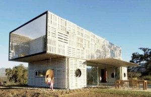 the Manifesto House by Infiniski