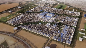 masdar city norman foster1 eco city
