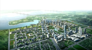 songdo city 1 eco city