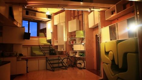 16d chip house inside 3