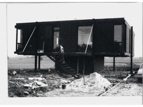 BA paul chemetov Sterckeman house maison 1972