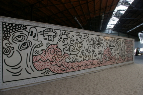 keith haring container verbeke2