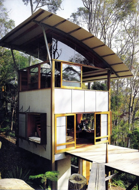 01 The Israel House Pittwater, Sydney, 1994 Stutchbury &Pape