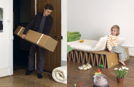 cardboard itbed by IT Design 02