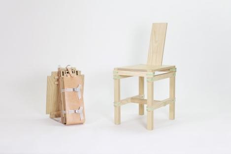 Jorge Penadés 01 designed the Nomadic Chair