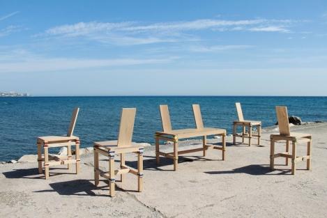 Jorge Penadés 03 designed the Nomadic Chair