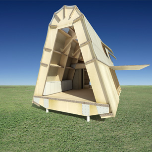 the cardboard house by stutchbury and pape2