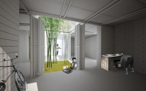 1K house MIT PINWHEEL HOUSE, Ying Chee Chui