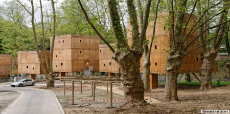 bayonne Agence Bernard Bülher et N°5 Marie Bülher Architecte