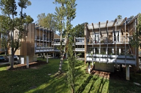 Eco-Housing La Canopée : Patrick Arotcharen1