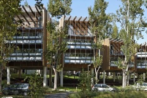 Eco-Housing La Canopée : Patrick Arotcharen2