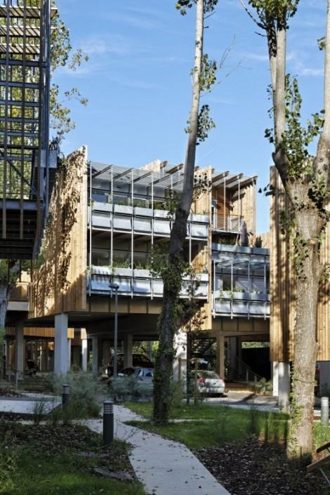 Eco-Housing La Canopée : Patrick Arotcharen3