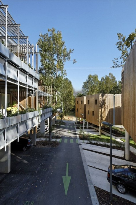 Eco-Housing La Canopée : Patrick Arotcharen4
