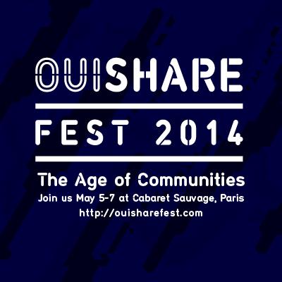 ouishare festival paris 2014