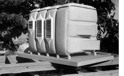Vivienda experimental en materiales laminares, Cuba... 1964-1968 Mercedes Álvarez y Hugo D'acosta1