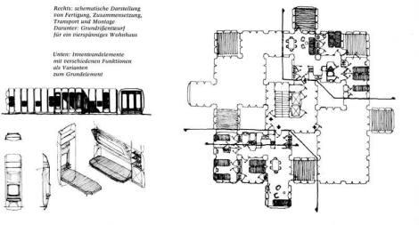 Vivienda experimental en materiales laminares, Cuba... 1964-1968 Mercedes Álvarez y Hugo D'acosta2
