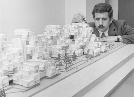 building complex maquetasdearquitectura Habitat 67 | Moshe Safdie