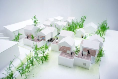 Hiroyuki Shinozaki Architects Apartment H, Tokyo inspiring