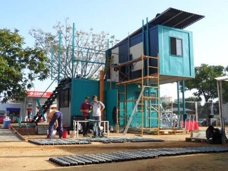 recetas urbanas espacio autoconstruido Cuarto Revelado