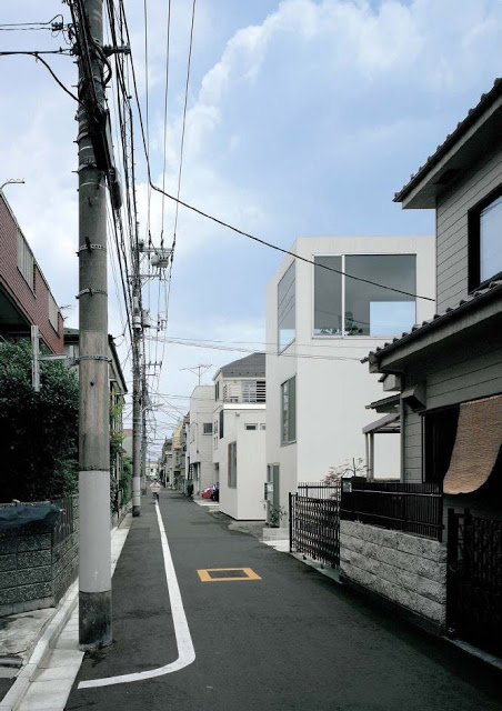 Tokyo (Moriyama House van Ryue Nishizawa - SANAA 12