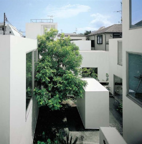 Tokyo (Moriyama House van Ryue Nishizawa - SANAA 14