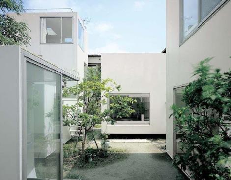 Tokyo (Moriyama House van Ryue Nishizawa - SANAA 18