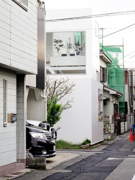 Tokyo (Moriyama House van Ryue Nishizawa - SANAA 7