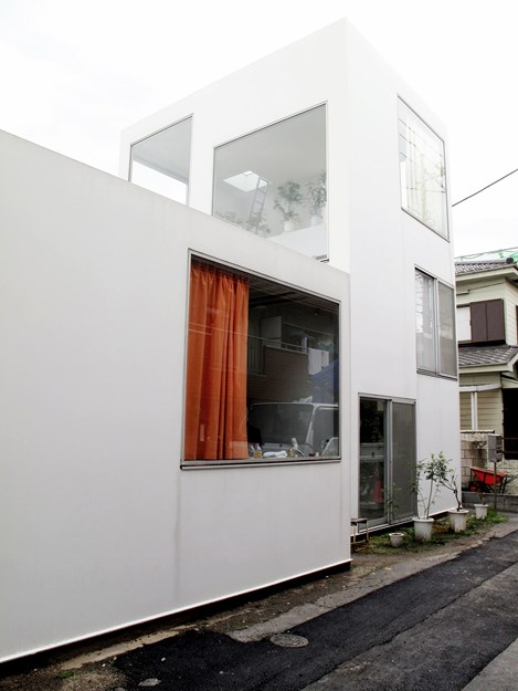 Tokyo (Moriyama House van Ryue Nishizawa - SANAA 9
