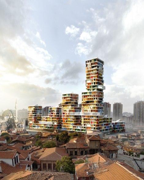 Mosaic habitat | Alexis De Bosscher0 01 SEP 2
