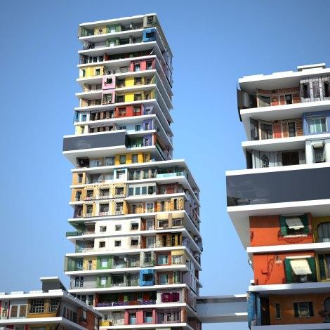 Mosaic habitat | Alexis De Bosscher0 01 SEP