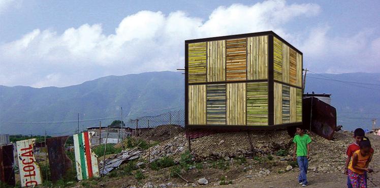 Bamboo Bambox2 By Communidad Vivex Mex