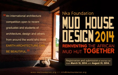 nka foundation Mud_House_Design_2014